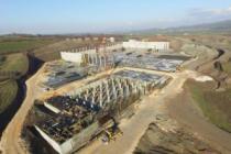 İNTEK Kalıp ve İskele Sistemleri Bursa'daki dev fabrika projesinde