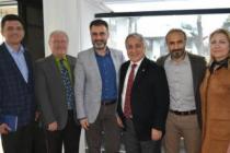 ENOSAD yönetiminden Endüstri Medya'ya ziyaret
