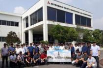 FORM, MITSUBISHI HEAVY bayilerini Tayland'da ağırladı