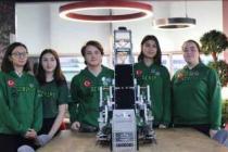 Robotiğin yükselen yıldızları ödüllendirildi