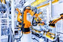 Türkiye'de endüstride işbaşına geçen robot sayısı...