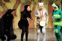Bosch Çevre Çocuk Tiyatrosu tekrardan Ankara'da