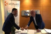 Kontek Baltech Grup'a 14 MWp GES projesi yapacak