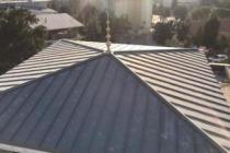 Metal kenet çatı kaplaması ile çatılarda konforu arttırıyor