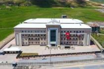 Bitlis İl Emniyet Müdürlüğü binasına çözüm sundu