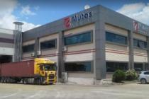 Gaziantep Mutaş Halı fabrikası'na yangın ve duman güvenliği sağlayan sistem