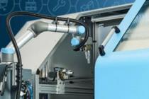 Cobot ile makina besleme uygulamalarını anlatacak