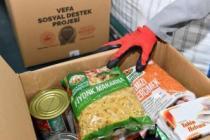 Tarım Kredi 4 ayda kurumlara 700 bin adet gıda kolisi temin etti