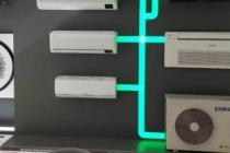 Türkiye'deki ilk klima mağazasını yeni konseptiyle İzmir'de açtı