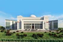 Yeni yargıtay binasının klima santrali Aldağ'dan