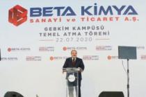 Bakan Varank, GEBKİM Kampüsü'nün temel atma törenine katıldı