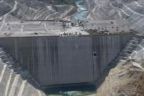 Çetin Barajı ve HES, pazar günü hizmete giriyor