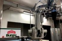 Paletleme sistemi için ek robot projeleri üzerinde çalışıyor