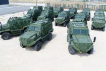 """Afrika savunma sanayiine Türk zırhlı muharebe aracı """"Hızır"""" gibi yetişti"""