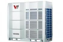 V6 serisinin yeni VRF ürünlerini sektöre sunuyor