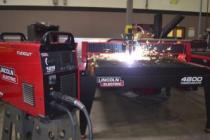Yeni plazma kesme makinası FlexCut 125'i sunuyor