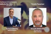 """""""ENERJİ VERİMLİLİĞİ ÇALIŞMALARINA ÖNEM VERİYORUZ"""""""
