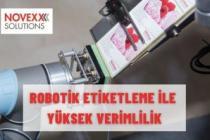 ROBOTİK ETİKETLEME İLE YÜKSEK VERİMLİLİK