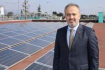BURSA'DA METRO DURAKLARI ENERJİ İSTASYONUNA ÇEVRİLİYOR