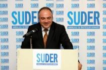 SUDER'İN YENİ BAŞKANI HÜSEYİN KARAMEHMETOĞLU OLARAK BELİRLENDİ