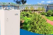 LUCİDA BEACH HOTEL'İN TERCİHİ DOĞU İKLİMLENDİRME