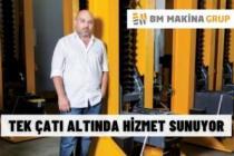 TEK ÇATI ALTINDA HİZMET SUNUYOR