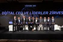 VİZYON 100 TÜRKİYE'NİN CEO'LARINI BİR ARAYA GETİRDİ