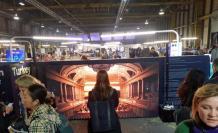 Bursalı firmaların tekstil ürünleri Londra'da görücüye çıktı