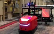 AGT, yeni yerli AGV projesini hayata geçirdi