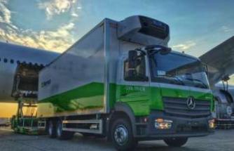 Havaş'ın destek sunduğu Katar Kargo, frigorifik araç projesiyle ödüle sahip oldu