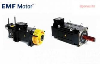 EMF Motor yüksek performans ve yüksek enerji tasarrufu sağlıyor