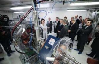 Türkiye'nin ilk uzay radyasyonu test altyapısı hizmete girdi