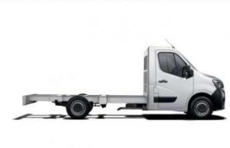 Yenilenen Renault Master Türkiye'de satışa çıkıyor