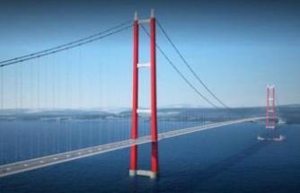 1915 Çanakkale Köprüsü'nün tercihi Layher