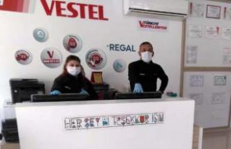 Vestel'de çözümü var!