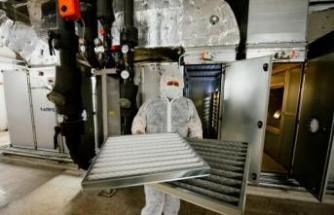 Akbatı ile Akasya'nın klimaları NASA'dan
