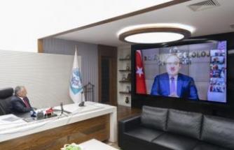 """Kayseri'nin """"Sağlık OSB'si"""" projesi değerlendirilecek"""