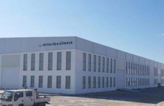 KKTC'nin yerli otomobil fabrikasında Assan Panel ürünleri