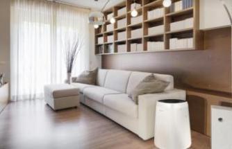 Samsung Hava Temizleyici ile yaşam alanınızda rahat nefes alın!