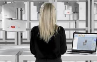 ABB, SCARA'ların bilgisayar ile kontrolüne imkan veriyor