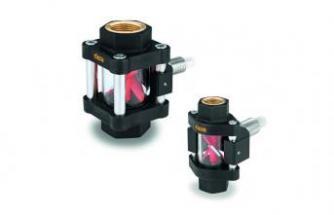 Akışı kontrol edin ve ölçün: Akış ölçer sensörlü yeni HVF-E