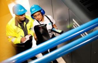 Atlas Copco, enerji verimliği için sanayinin fotoğrafını çekiyor
