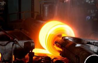 Küresel ham çelik üretimi mayıs ayında senelik yüzde 8,7 geriledi