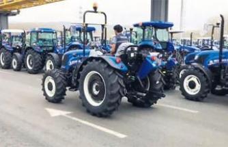 Tat ile TürkTraktör'den çiftçiler için destek