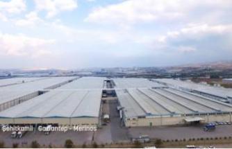 Merinos'un yangın güvenliğini Lamilux Duman Tahliye Kapakları sağlıyor