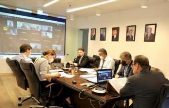 Türk Konseyinin Yatırım Fonu toplantısı