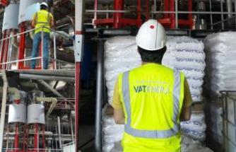 Assan Foods Flaş Buhar sistemiyle tasarruf sağlayacak