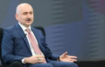 """""""AKLILLI ŞEHİRLER GÜNDEMİMİZDE BİRİNCİ SIRADA"""""""