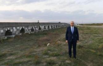 """""""KÖPRÜ RESTORASYON PROJELERİNE DEVAM EDECEĞİZ"""""""