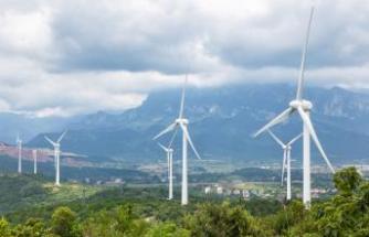 RÜZGARIN GÜCÜ 9 MW'I AŞTI